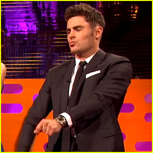 Zac Efron Shows Off His Dance Moves With Tom Cruise - Watch Now!