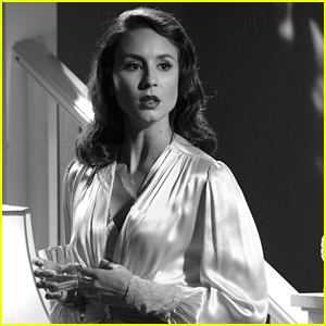 Troian Bellisario Almost Wore Lauren Bacall's Nightgown in 'Pretty Little Liars' Noir Episode