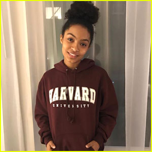 Yara Shahidi Makes Her College Pick Instagram Official & It's SO Impressive!