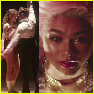 Zendaya Is a Trapeze Artist in 'Greatest Showman' Teasers with Zac Efron!