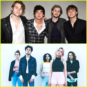 Hey Violet Talks About Being Mentored By 5 Seconds of Summer: 'They Boosted Our Confidence'