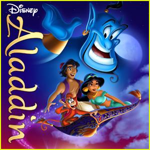 Disney's 'Aladdin' Live Action Movie Cast Announced!