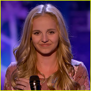Evie Clair Gives Emotional 'I Try' Performance on 'America's Got Talent' (Video)