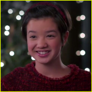 Peyton Elizabeth Lee Gives Sneak Peak at 'Andi Mack' Season Two - Watch Now!