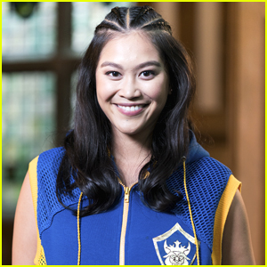 Dianne Doan Dishes On Lonnie's Rebel Spirit in 'Descendants 2'