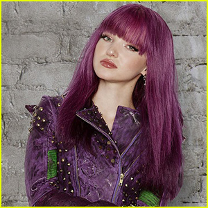 Dove Cameron Gives a Shout Out to the Real Star of 'Descendants 2'