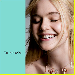 Elle Fanning Makes a Statement in Her Tiffany & Co. Fall 2017 Portrait