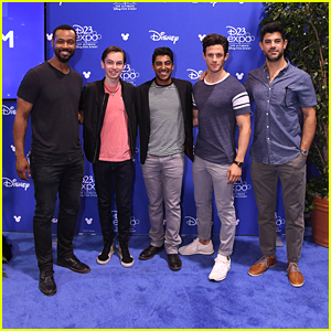 Stitchers' Kyle Harris Has All His Dreams Come True While Diving in the DuckTales Money Pit