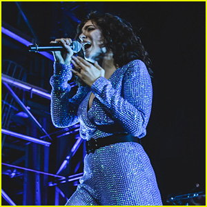 Lorde Opens Up About Meaning of 'Melodrama' During Exclusive Show