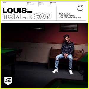 Louis Tomlinson Drops New Single 'Back to You' - Listen Now!