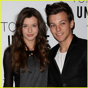 Louis Tomlinson Debuts Minimalist New Tattoo in Honor of Girlfriend Eleanor Calder