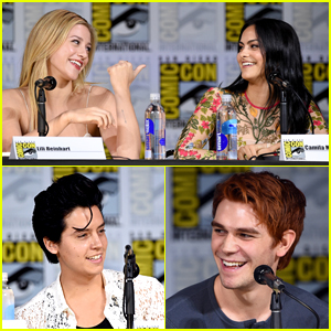 The Cast of 'Riverdale' Shares a First Look at Season 2 - Watch Now!