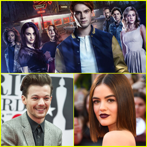 'Riverdale' Cast, Lucy Hale & Louis Tomlinson Will All Be At the Teen Choice Awards 2017