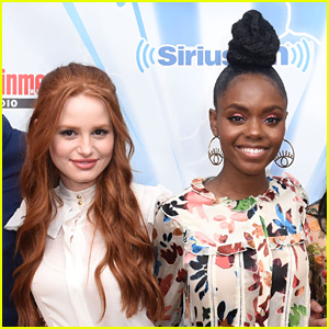 Riverdale's Madelaine Petsch & Ashleigh Murray Spill New Season 2 Details (Video)
