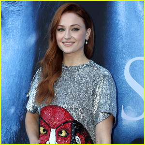 Sophie Turner Was Actually Really Scared About Dying Her Hair Red For 'Game of Thrones'