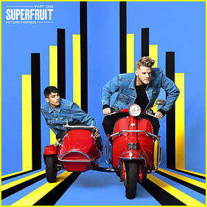 Pentatonix Singers Scott Hoying & Mitch Grassi Drop First Superfruit EP!