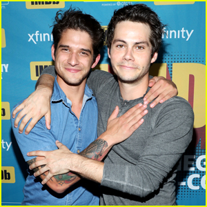 Tyler Posey Reminisces About What 'Teen Wolf' & Dylan O'Brien Really Meant To Him