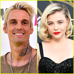 Aaron Carter Publicly Asks Out Chlo� Moretz On Twitter