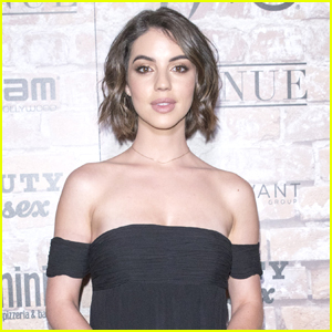 Adelaide Kane Shares First Look at 'Once Upon a Time's Drizella