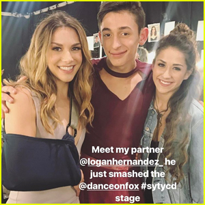 Allison Holker Hopes To Be Back on SYTYCD Soon Following Shoulder Injury