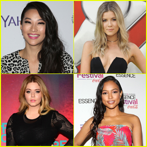 Arden Cho & Sasha Pieterse To Star in 'Honored' Movie with Meghan Rienks