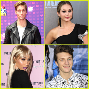 Austin North Returns To TV in 'All Night' with Brec Bassinger, Eva Gutowski & More