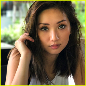 Brenda Song Starts Filming Holiday Movie 'Angry Angel' in Toronto