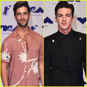 Drake Bell & Josh Peck Settle Their Beef at MTV VMAs 2017