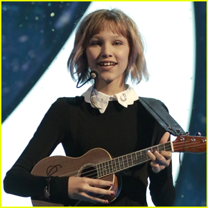 This is Grace VanderWaal's Biggest Role Model in the Music Industry
