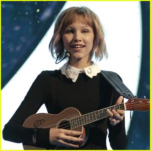 This is Grace VanderWaal's Biggest Role Model in the Music Industry
