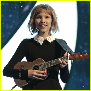 Grace VanderWaal Was A Bundle of Nerves For Her 'America's Got Talent' Performance