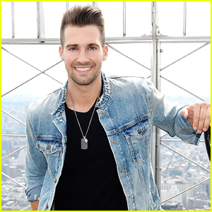 James Maslow Says using Social Media Is Still 'Strange' To Him