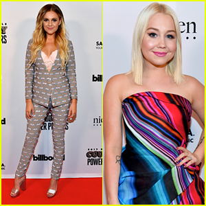 Kelsea Ballerini & RaeLynn Honored at Billboard's Country Power Players