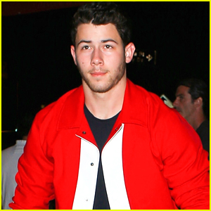 Nick Jonas Steps Out for Dinner in West Hollywood
