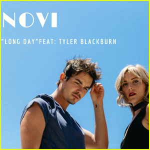 Tyler Blackburn Teams Up With Novi For Amazing 'Long Day' Duet (Exclusive)