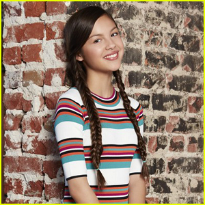 'Bizaardvark' Star Olivia Rodrigo Joins 'Paved New World' Movie