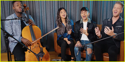 Pentatonix's New 'Dancing On My Own' Cover Will Make Your Day - Watch Now!