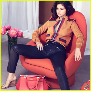 Selena Gomez Debuts the 'Selena Grace' Collection For Coach & We Want Everything