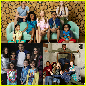 'Stuck in The Middle', 'Bunk'D' & 'Walk The Prank' All Renewed for Third Seasons!