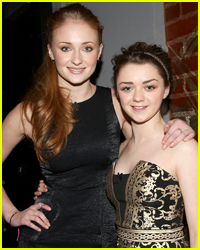 Maisie Williams & Sophie Turner Sing All The Best Miley Cyrus Songs