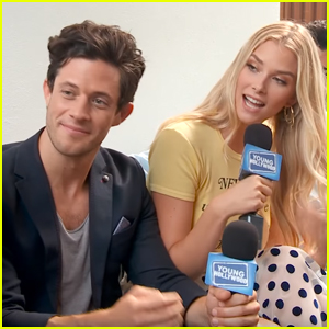 Kyle Harris & the 'Stitchers' Cast Reveal Their Crazy First Dates!