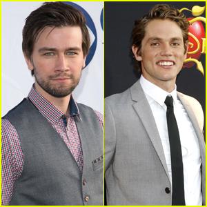 The Originals' Casts Torrance Coombs & 'Descendants' Jedidah Goodacre for Final Season Roles