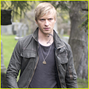 Even 'Shadowhunters' Will Tudor Knows That His Character Jonathan is Really Dangerous