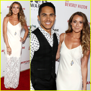 Alexa & Carlos PenaVega Have Cute Date Night at Hero Dog Awards 2017