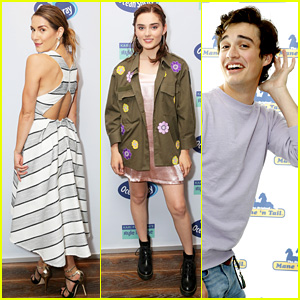 Allison Holker, Meg Donnelly, Joey Bragg, & More Attend Kari Feinstein's Style Lounge