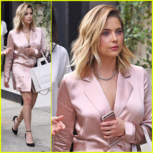 Ashley Benson's Style Icons Are the Olsen Twins!