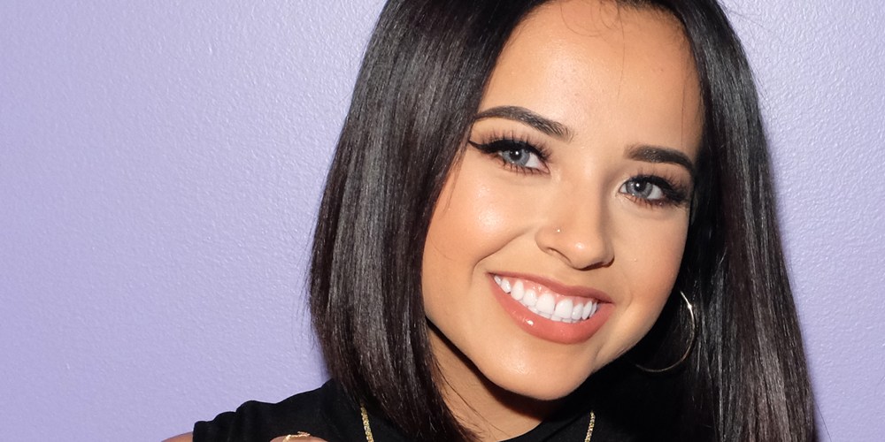 Becky G Changes Her Entire Look With One Simple Change ...
