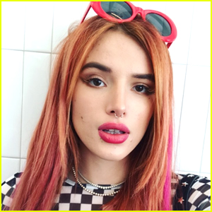 Bella Thorne Says She's Not Talking About Music On Her 'Chelsea' Appearance