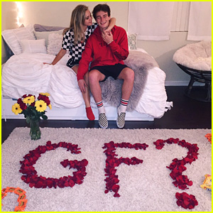 Brec Bassinger Gets 'More Officially' Asked Out By Dylan Summerall!