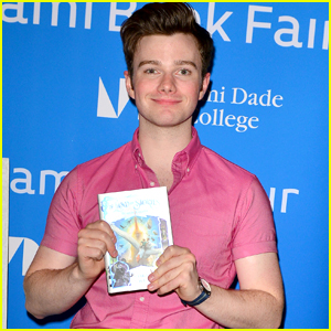 Chris Colfer Reveals How He Feels On Saying Goodbye to 'The Land of Stories', For Now...